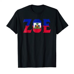 Cute Haiti Honored Flag Day T-shirt